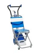 Chaise monte-escaliers électrique pro - Capacité max : 130 ou 160 kg