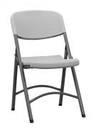 Chaise pliante de collectivités - Livré monté