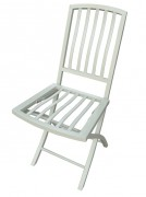 Chaise pliante jardin - Dimension (cm) :  43 x 63 x 94.5