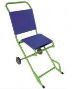 Chaise portoir 2 roues - Capacité : 100 kg
