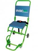 Chaise portoir 4 roues