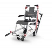 Chaise portoir d'évacuation - Charge maxi : 150 kg - Mobilité intégrale