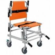 Chaise portoir de 4 roues - Garantie 2 ans - Charge maxi : 159 kg