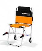 Chaise portoir pliable - Hauteur ouverte : 91 cm : 48 cm