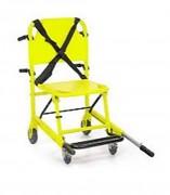 Chaise portoir pliante en aluminium - Charge maximum : 160 kg - Toile en PVC