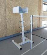 Chaise pour arbitre de badminton - Certifié FFBaD