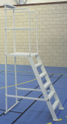 Chaise pour arbitre de volley