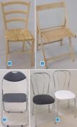 Chaise pour locatif - Chaise