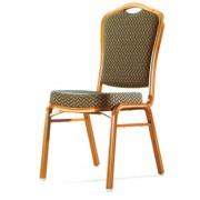 Chaise pour salle de conférance - Structure:  aluminium