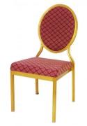 Chaise pour salle de conférence - Matière structure : Aluminium