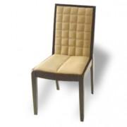 Chaise rembourrée pour restaurant