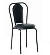 Chaise restaurant métal