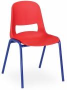 Chaise scolaire en polypropylène - Conforme EN 1729-1 - Taille : 1 - 2 - 3