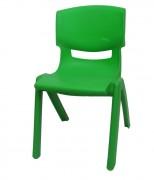 Chaise scolaire en polypropylène recyclable - Taille de 1 à 6