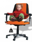 Chaise spéciale surcharge pondérale - Charge max admissible : 250 kg
