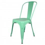 Chaises en métal pour restaurant - Style industriel, scandinave et vintage