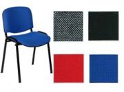 Chaises en tissu - Pour visiteurs