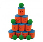 Chamboul'tout pour enfants - 6 boules - 10 boîtes