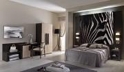 Chambre à coucher moderne - Dimension standard ou sur mesure