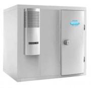 Chambre froide démontable froid négatif - Froid négatif : -18° -23°C - Hauteur : 2150 mm