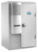 Chambre froide démontable froid positif - Froid positif : -4 +4°C - Hauteur extérieur : 2110 mm