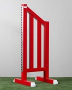 Chandelier d'équitation aluminium - Hauteur : 170 cm - Largueur : 60 cm