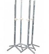 Chandelle d'obstacle équestre - Métallique ou en aluminium