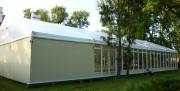 Chapiteau de reception provisoire - Largeur : de 10 m à 40 m