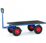 Char à bras 1250 kg - Capacité : 1250 kg avec plateau