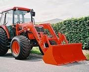 Chargeur agricole CX55 - Chargeu CX55