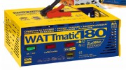 Chargeur batterie automatique - 6v - 12v - Capacité : 20 à180 Ah