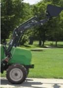 Chargeur compact pour tracteur - Compact +
