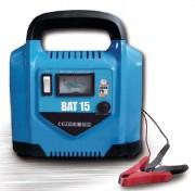 Chargeur de batterie électronique 12V- 24V - Pour batteries jusqu'à 25/100 Ah
