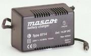Chargeur de batterie VRLA 650 mA - Pour des batteries VRLA de 2.5 – 6Ah