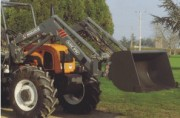 Chargeur de tracteur spécial vigne et verger - Mx fr