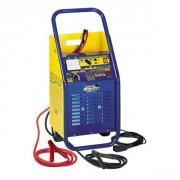 Chargeur démarreur automatique - Pour batterie au plomb - Intensité : 75 A.
