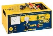 Chargeur pour batterie au plomb 6 à 24 V - 6v 12v 24v - Capacité : 40 à 350 Ah