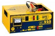 Chargeur pour batterie au plomb automatique - 12v 24v - Capacité : 35 à 225 Ah