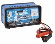 Chargeur pour batterie électronique - Tension de charge: 12V - Puissance absorbée: 51 W
