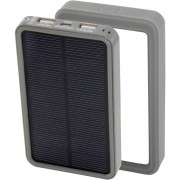Chargeur solaire avec batterie interne - Batterie interne 3000 mA