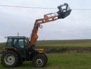 Chargeur télescopique pour tracteur - Charge utile : 1 tonne