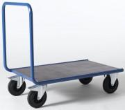 Chariot 1 dossier nu - Dimensions L x l (en mm) :1225 x 676