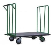 Chariot 2 ridelles avec frein - Capacité de charge : 200 kg