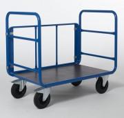 Chariot à 3 côtés tubulaires - Charge en Kg: 500