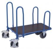 Chariot à 4 arceaux - Capacité de charge (Kg) : 400 - 500