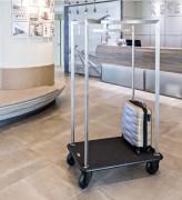Chariot à bagages grande capacité - Existe en plusieurs dimensions