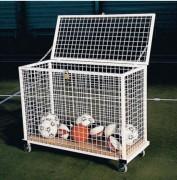 Chariot à ballons sur roues pivotantes - Capacité : Environs 45 ballons