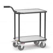 Chariot à col de cygne ESD - Charge (kg) : 250 - Norme EN 1757-3