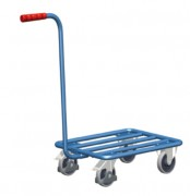 Chariot à col de cygne tubulaire - Capacité de charge : 150 - 200 - 250