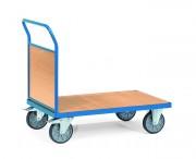 Chariot à dossier en bois - Charge (kg) : 500 - 600 / Norme Européenne EN 1757-3